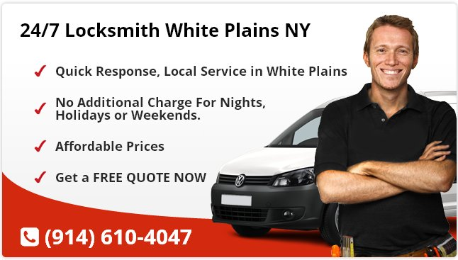 24 Hour Locksmith White Plains